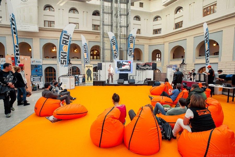 Московский Международный Лыжный Салон «Ski Build Expo»