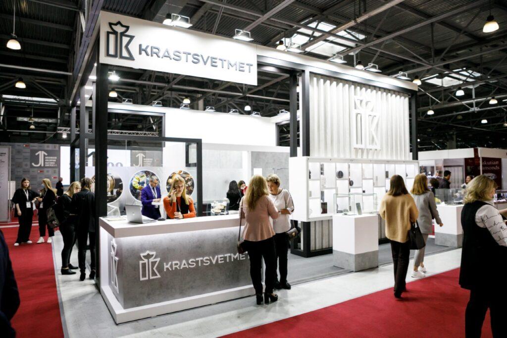 Международная ювелирная выставка-конгресс J-1