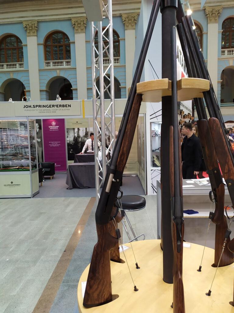 Выставка оружия и товаров для охоты «ORЁLEXPO 2021»