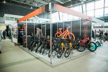 Международная выставка «Вело Парк» открылась в КВЦ «Сокольники»