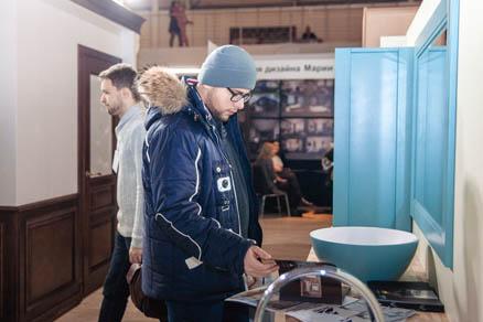 В Сокольниках открылась выставка «Ремонт Экспо»