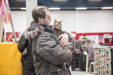Выставка кошек «В гостях у Кошки»